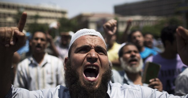 Egypt Islamist party in bind after killings