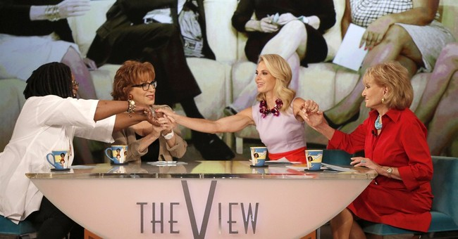 Hasselbeck exits 'The View' with no hard feelings