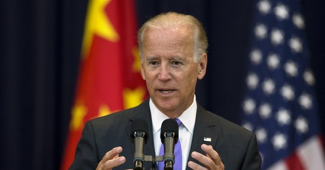 Biden: China's rise is good, cybertheft must stop