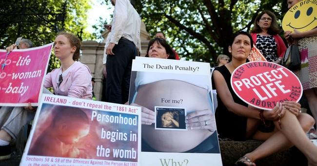 Irish lawmakers back 'life saving' abortion bill