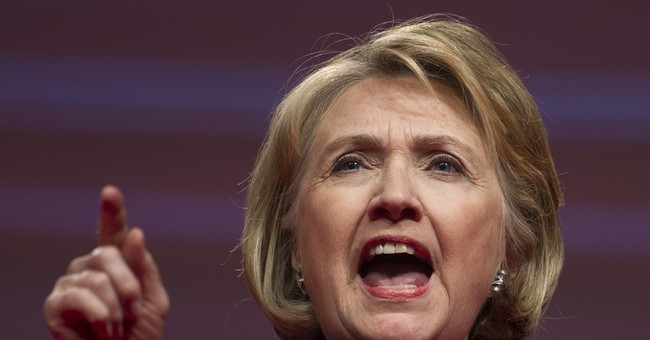 Clinton says future of voting law in jeopardy