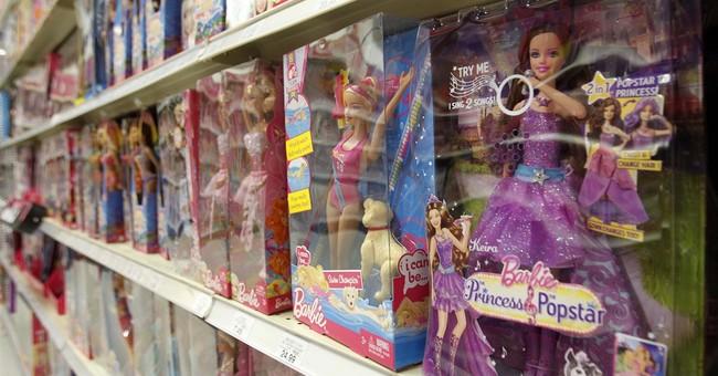 Mattel 2Q profit falls, Barbie sales slide again