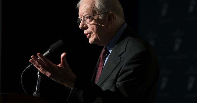 Carter: Unchecked contributions 'legal bribery'