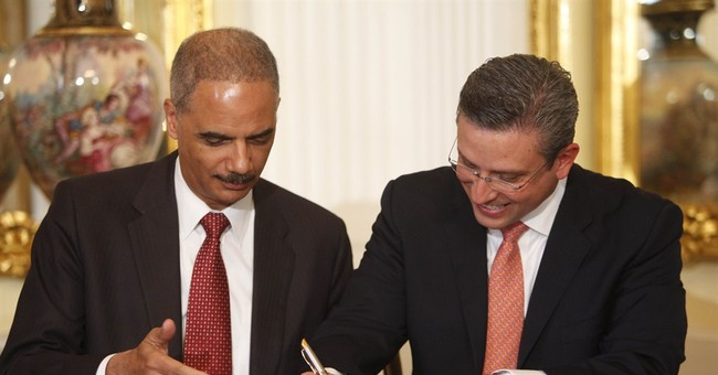 US, Puerto Rico sign deal to reform police agency
