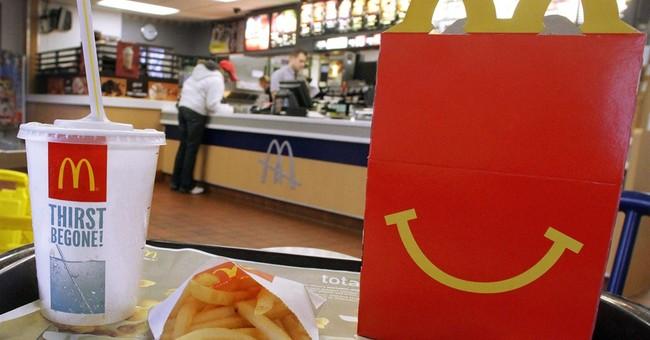 Futures  mixed after McDonald's has rough quarter