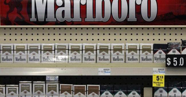 Marlboro maker Altria 2Q profit up 3 pct