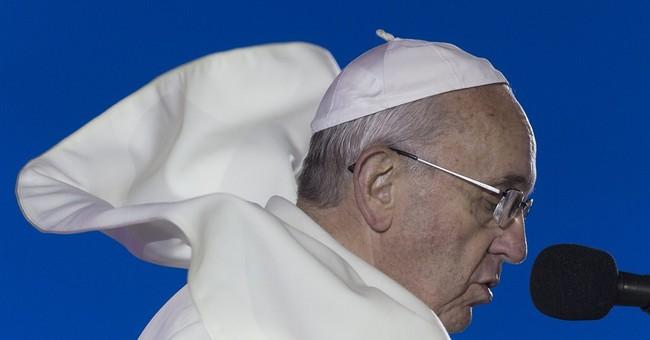 Catholics hear pope's call to shake up church