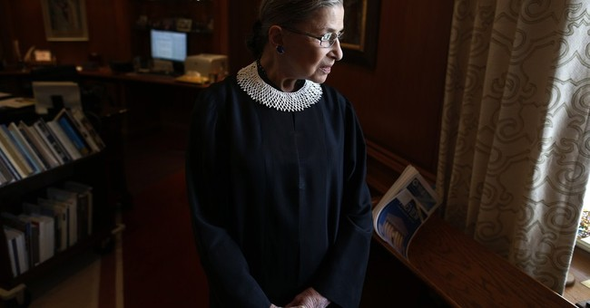 Ginsburg says push for voter ID laws predictable