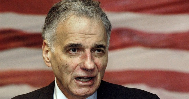 Ralph Nader's new cause: Tort law museum in Conn.
