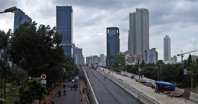 Weak infrastructure holds back Indonesian economy