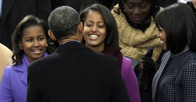 Obama girls to hit teen milestones in White House