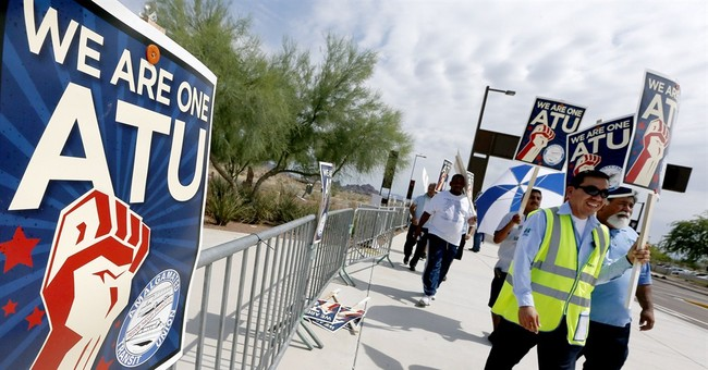 Bus drivers begin strike in some Phoenix suburbs
