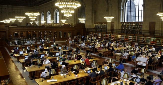 Renovations at NY Public Library strike a nerve