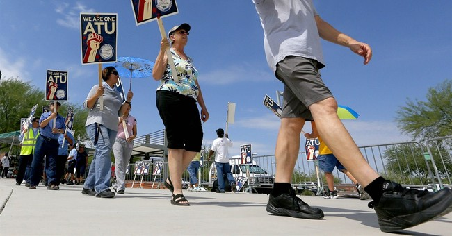 Bus drivers' strike continues in Phoenix suburbs