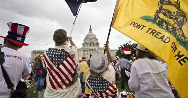 Tea party plans to abandon GOP stars