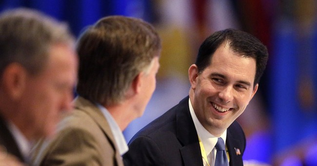 White House prospects mix at governor's meeting