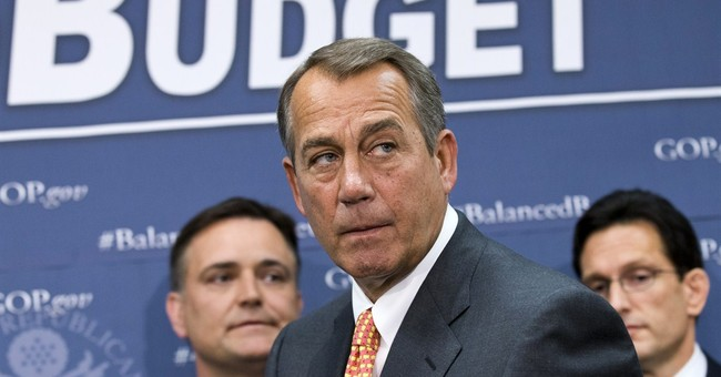 House GOP plans anti-Washington push in August