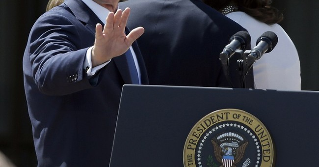 President George W. Bush has stent procedure