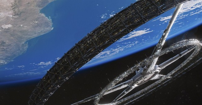 In 'Elysium,' a cosmic divide for rich and poor