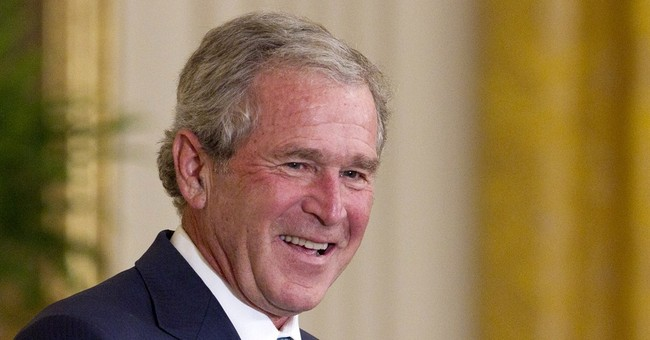 George W. Bush now home after heart procedure