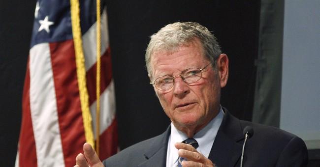 Oklahoma GOP US Sen. Inhofe to run for 4th term