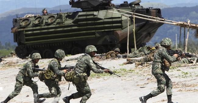 AP NewsBreak: US, Philippines to open troops talks