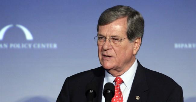 Ex-Sen. Trent Lott hospitalized in Jackson, Miss.