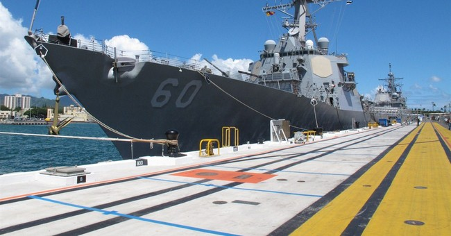 US Pacific Fleet forms task force on sex assault