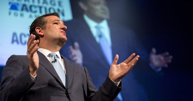Cruz again raps Obama's health care law