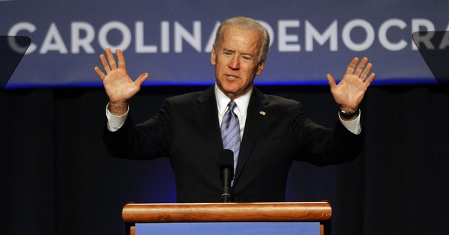 Biden keeps his name in the game for 2016