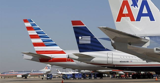 Federal government sues to block airline merger