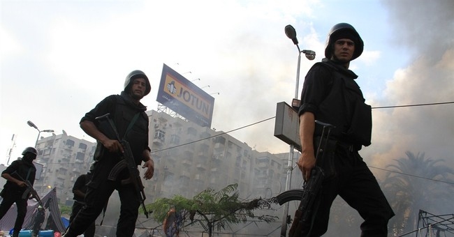 Egypt's conflict enters new phase after assaults