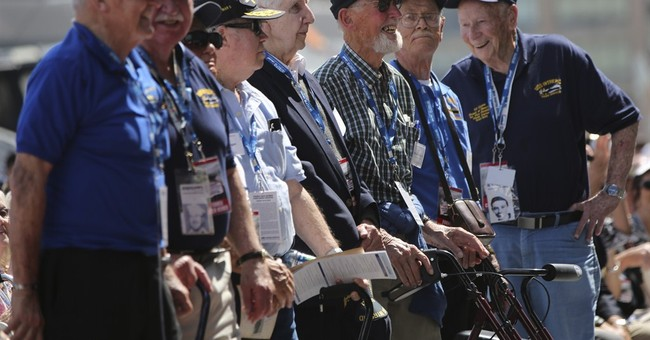 Sailors return for 70th birthday of NYC's Intrepid