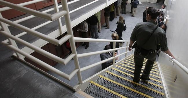 California considers force-feeding inmates