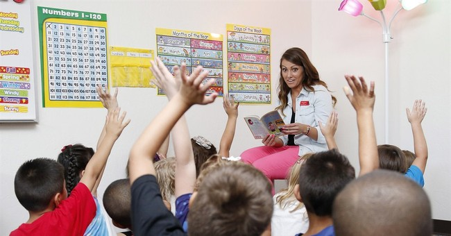 DIGITS: 8 in 10 rate their child's teachers highly