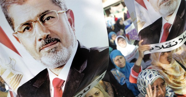 Turkey: Israel behind Egyptian leader's ouster