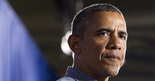 Obama on Washington inaction: 'Buck stops with me'