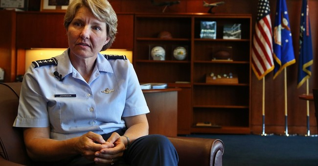 Female general: Ability, confidence propel career