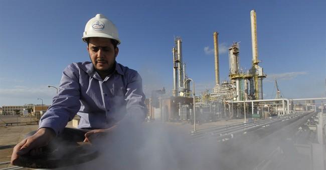 Libya oil exports at 20 percent of pre-war level