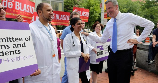 African-American vote divided in NYC mayor's race