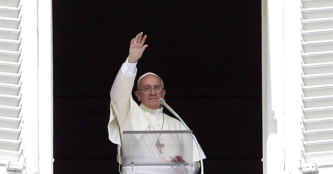 Pope announces day of fasting for peace for Syria