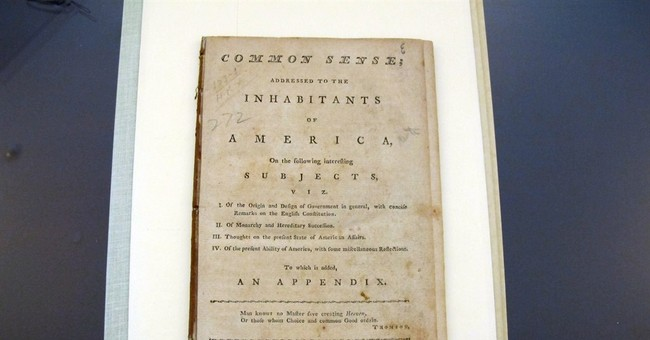 NY college houses endangered Thomas Paine writings
