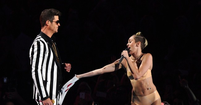 'Blurred Lines' named Billboard song of the summer