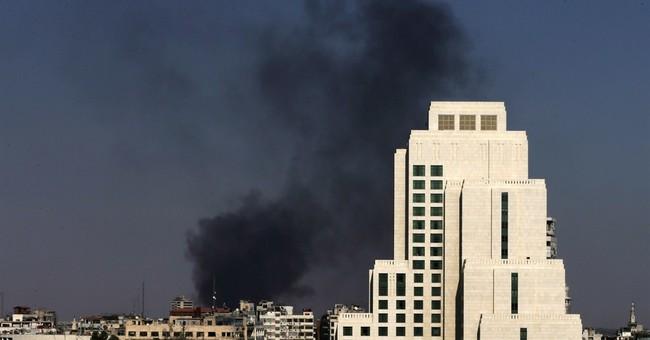 US spies missed signs of Aug. 21 Syrian WMD Strike