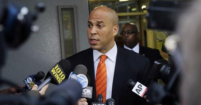 Booker faces Newark, NJ, crime wave amid campaign