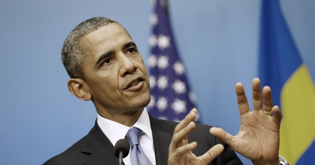 WHITE HOUSE NOTEBOOK: Obama alludes to Syrian war