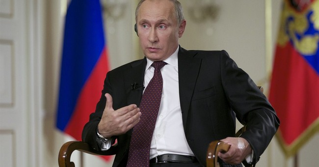 Putin offers assurances on gay rights at Olympics