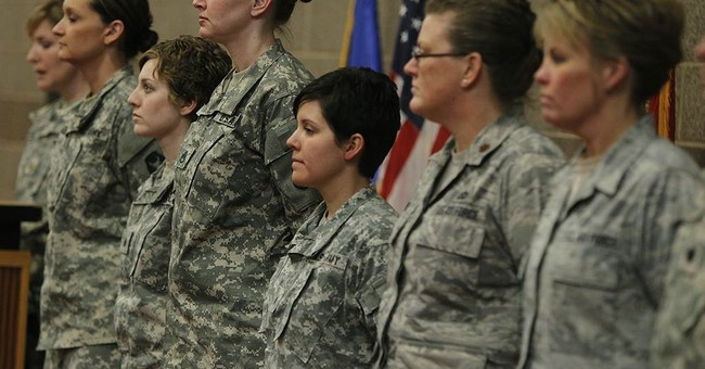 American women have served and died from the first