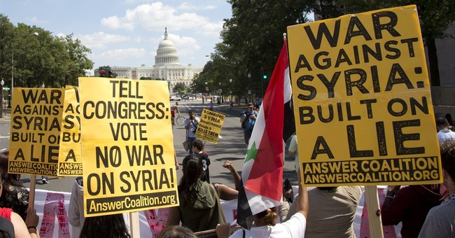 US runs into resistance over strike on Syria