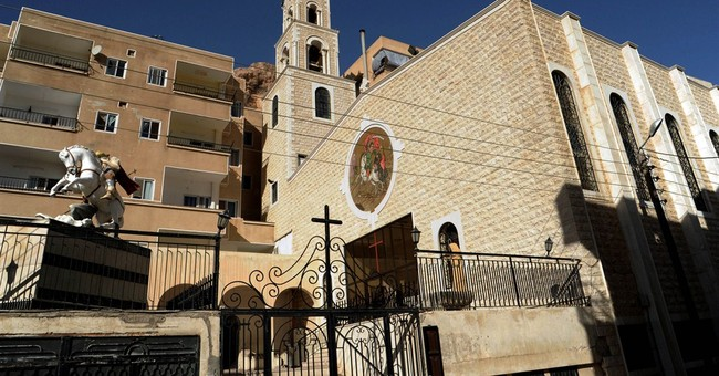 Syrian rebels seize control of Christian village